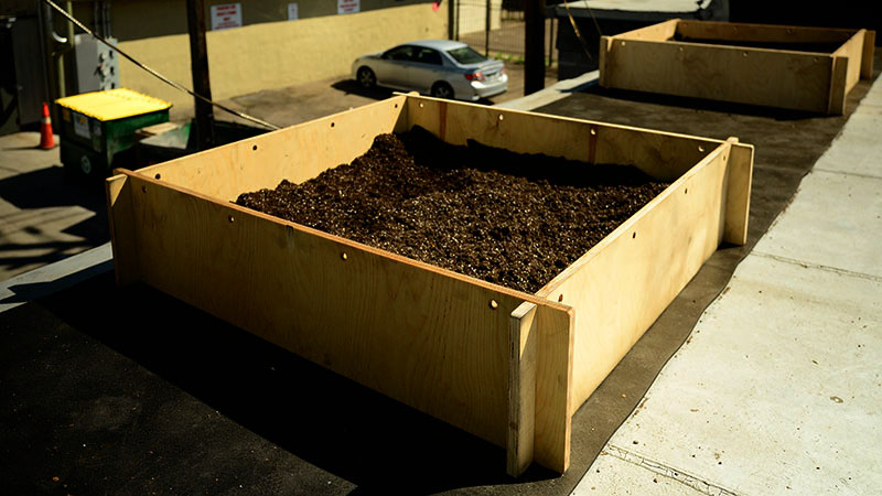 growsquare raised bed